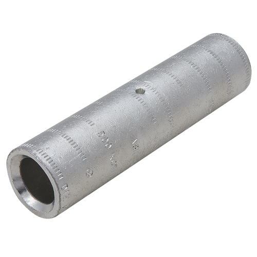 Ilsco ASN-1/0 SureCrimp® Aluminum Compression Sleeve, 1/0 AWG