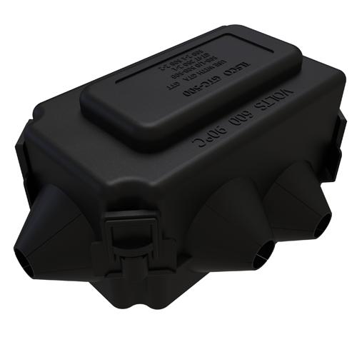 ILSCO GTC-500 TAP CONN INSUL COVER