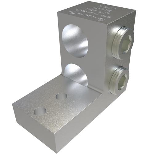 ILSCO PB2-500 500MCM ALCU 2COND LUG