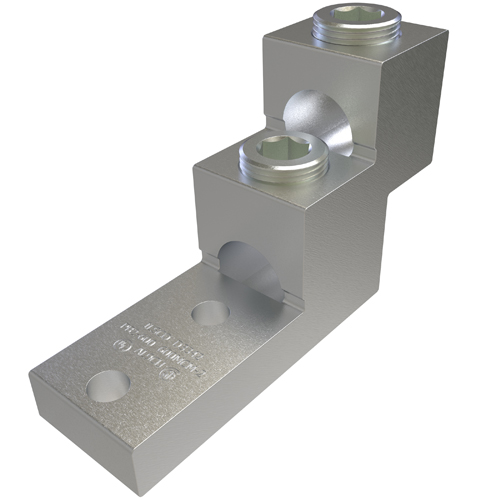 ILSCO PB2-600 600MCM ALCU 2COND LUG