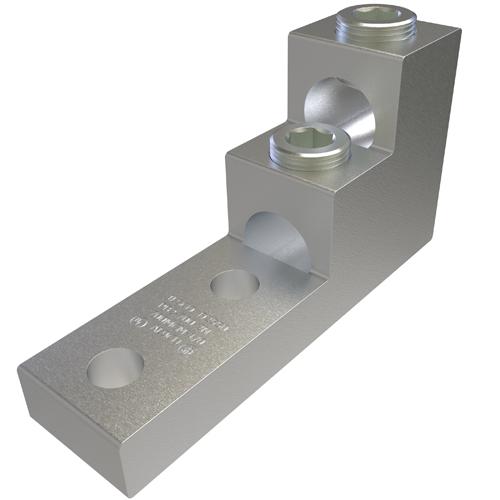 ILSCO PB2-750-2N 750MCM ALCU 2C LUG