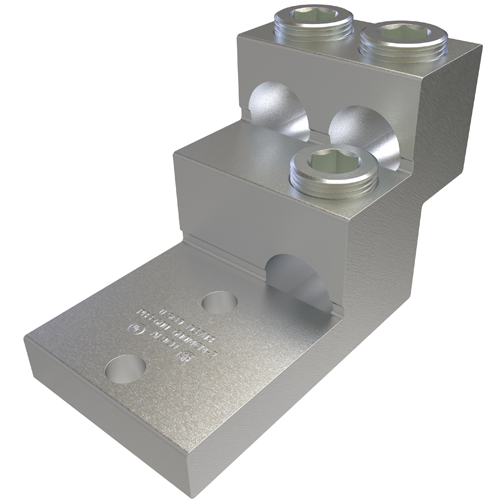 ILSCO PB3-600 600MCM ALCU 3COND LUG