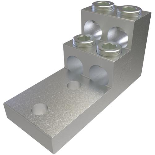 ILSCO PB4-600-2N 600MCM ALCU 4C LUG