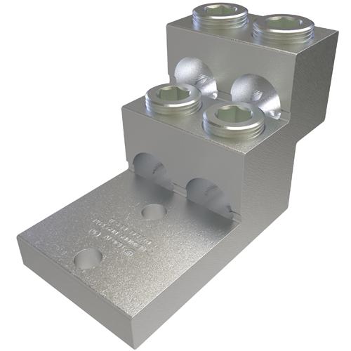 ILSCO PB4-600 600MCM ALCU 4COND LUG