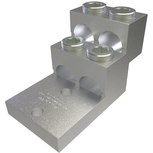 ILSCO PB4-750 750MCM ALCU 5COND LUG